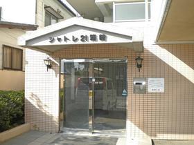 シャトレ21箱崎 305号室のエントランス