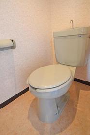 シャトレ21箱崎 305号室のトイレ
