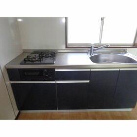 グレイド日吉 202号室のキッチン