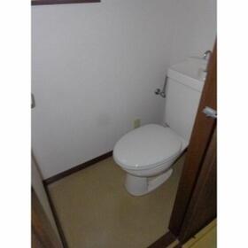 グレイド日吉 202号室のトイレ