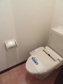 ルミナ 306号室のトイレ