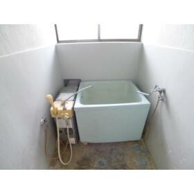 柳コーポ 103号室の風呂