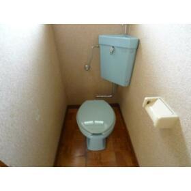 柳コーポ 103号室のトイレ