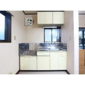 ハイツ多慶 203号室のキッチン