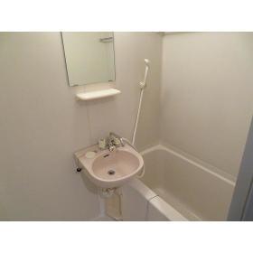 グレース布施 0301号室の洗面所