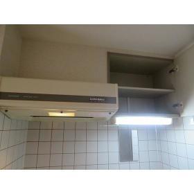 グレース布施 0301号室のキッチン
