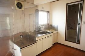 エステート21 B101号室のキッチン