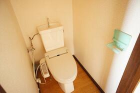 エステート21 B101号室のトイレ