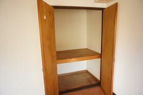 エステート21 B101号室の収納