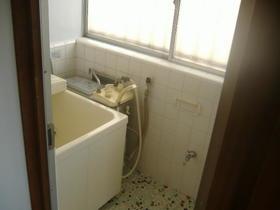 ビラ雪谷 201号室の風呂