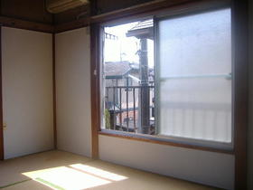 ビラ雪谷 201号室の居室