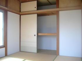 ビラ雪谷 201号室の収納