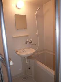 ジュネスヒロ3 102号室の風呂