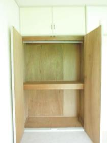 コーポイング 202 202号室の収納