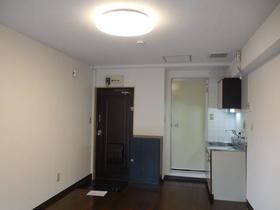 代官山ビリジアン 402号室 402号室のリビング