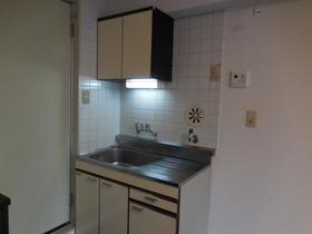 代官山ビリジアン 402号室 402号室のキッチン