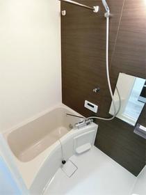 ハーミットクラブハウス目黒 04号室の風呂