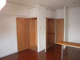 グラントゥール松崎 302号室の収納