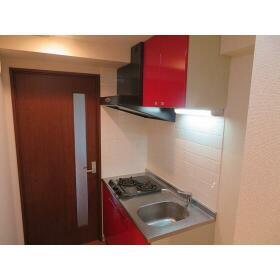 バージュアル浦和イースト 0603号室のキッチン