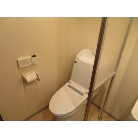 バージュアル浦和イースト 0603号室のトイレ