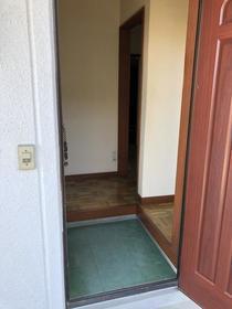 スカイハイツ武里 103号室の玄関
