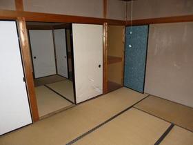 スカイハイツ武里 103号室のバルコニー