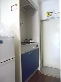 Felice浦和B 0109号室のキッチン