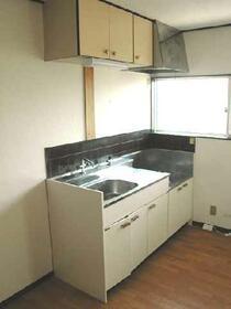 コダイハイツ 205号室のキッチン