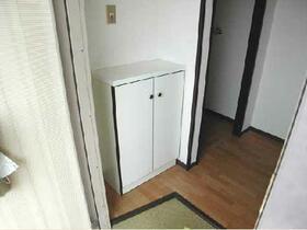 コダイハイツ 205号室の玄関