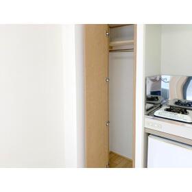 新都心プラザA 205号室の収納