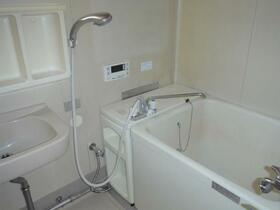 八葉コーポ 105号室の風呂