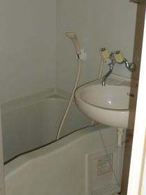 グリーンヒル五番館 203号室の風呂