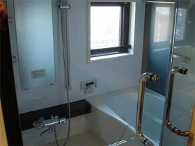 レジディアタワー中目黒 0305号室の風呂