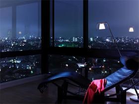 レジディアタワー中目黒 0305号室の景色