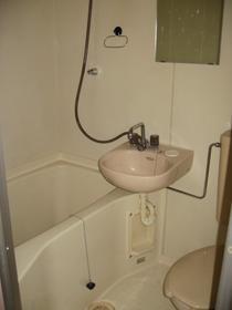 マイルーム 103号室の風呂