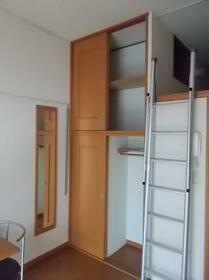 小俣南町レジデンス 103号室の収納