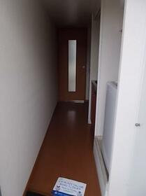 小俣南町レジデンス 103号室の玄関