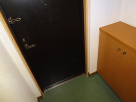 ホワイトリバー駅前 601号室の玄関