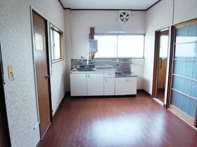ティーアイハイツ 201号室のキッチン