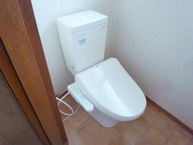 ティーアイハイツ 201号室のトイレ