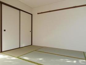 コートウイングW 102号室の居室