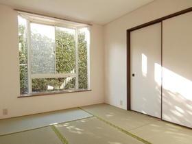 コートウイングW 102号室の景色