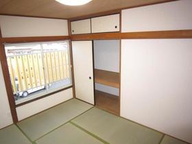 グランペール栄 202号室のベッドルーム