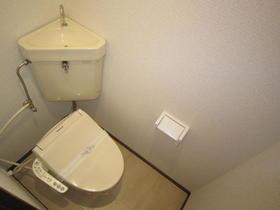 グランペール栄 202号室のトイレ