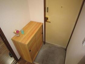 グランペール栄 202号室の玄関