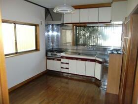 池谷テル子貸家のキッチン