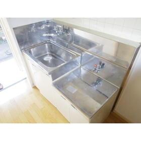 ツイン・アーバン21 102号室のキッチン