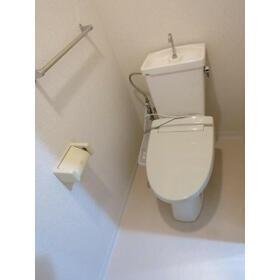 レジデンス武蔵野 0304号室のトイレ