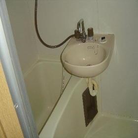 サンハイツ森 301号室の風呂