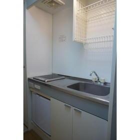 ルーニィ平町 0210号室のキッチン